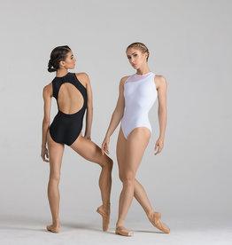 Ballet Rosa NADEGE-Leotard Asymétrique Col Rond