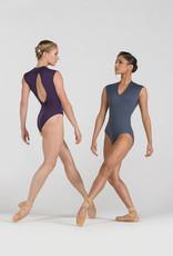 Ballet Rosa ANGELES-Sleeveless Leotard-BLACK-SMALL