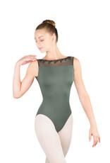 Ballet Rosa NOVELLA-Leotard à Encolure En V