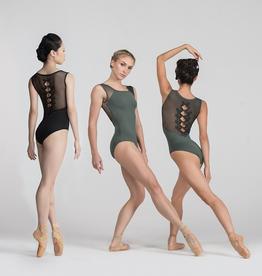 Ballet Rosa OZANNA-Leotard Col Carré