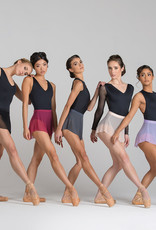 Ballet Rosa SKYLAR-Pull Skirt Stretch Mesh