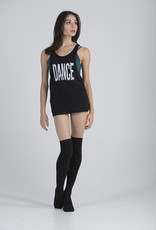 Like G. LG-TT-126B-Camisole Danse-NOIR