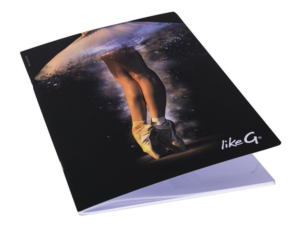 Like G. LG-QGQ-130-Squared Note Book