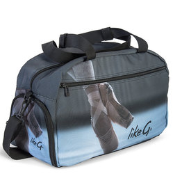 Like G. LG-SPORTBAG-104-Bag Dance Graphic