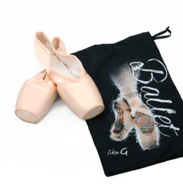 Like G. LG-PP-104C-Pointes Shoes Bag