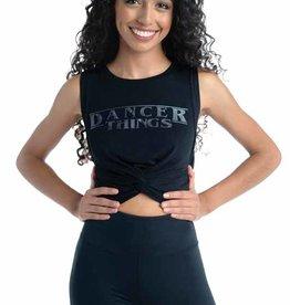 Danshuz 21309A-Camisole Torsadé Devant *Dancer Things*