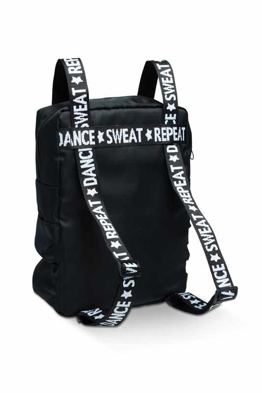 Danshuz B21506-Tote BackPack *Dance-Sweat-Repeat*