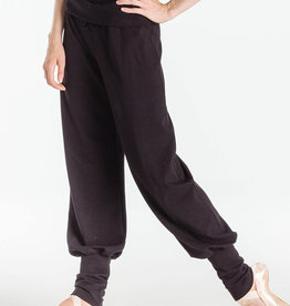 Wear Moi OPUS-Warm-Up Pants With Fitted Ankle