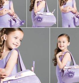 Wear Moi DIV67-Sac à Main En Taffeta Pour Enfant