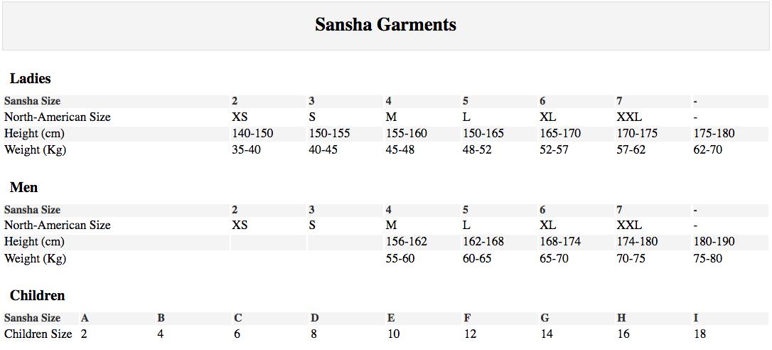 Sansha 50BO1981-Minerve Leotard Manches Longues Insertion de Mesh-NOIR