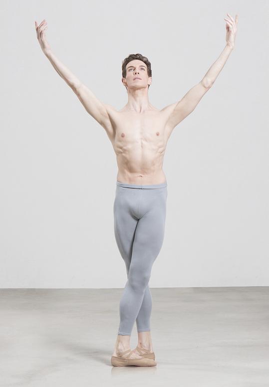 Wear Moi ALBAN-Collants Sans Pieds Microfibre Hommes Gousset Renforcé à L'entrejambe