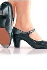 SoDanca FL12-Flamenco Shoes-Black