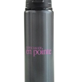 B Plus 710CC37-Officaly En pointe Aluminium Water Bottle