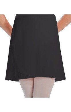 MotionWear 1022-Wrap Tie Thigh Length Skirt-CHILD