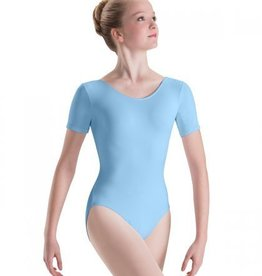 MotionWear 2104-Short Sleeve Leotard Child