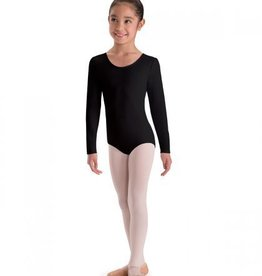 MotionWear 2102-Long Sleeve Leotard Child