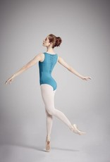 Bloch L3035-Spliced Twist Tank Leotard