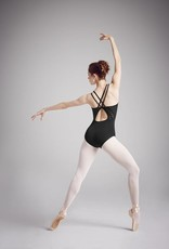 Bloch L3025-Spliced Twist Cami Leotard
