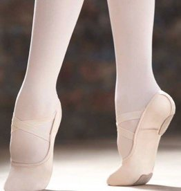 Capezio 2037W-Hamani Ballet Split Sole 4 Way Stretch Canvas Adult