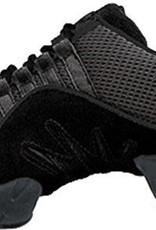 Bloch S0538G-Boost Mesh Dance Sneakers Child-BLK-2.5