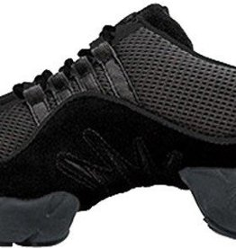 Bloch S0538G-Boost Mesh Dance Sneakers Child-BLK-2.5