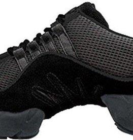 Bloch S0538G-Boost Mesh Sneakers De Danse  Enfant -NOIR-2.5