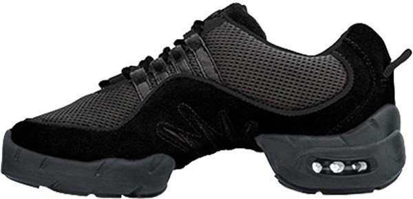 Bloch S0538G-Boost Mesh Dance Sneakers Child-BLK