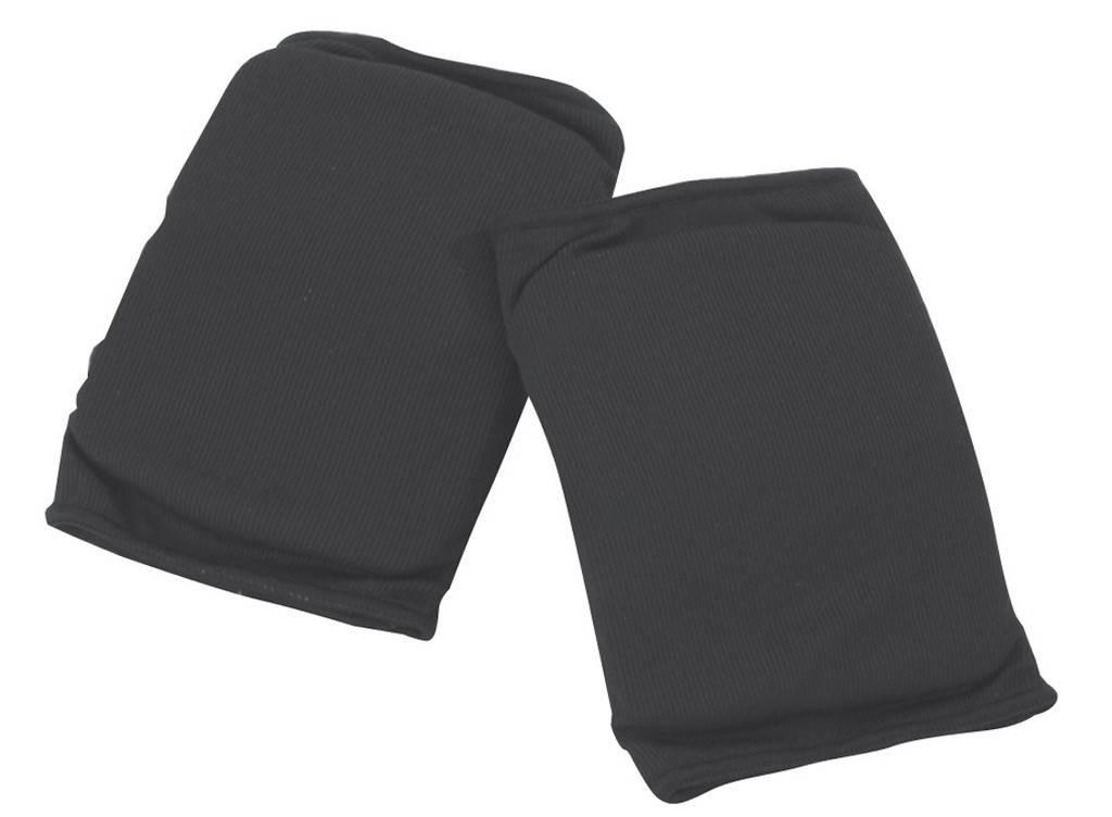 Danshuz 684-Knee Pads- BLACK