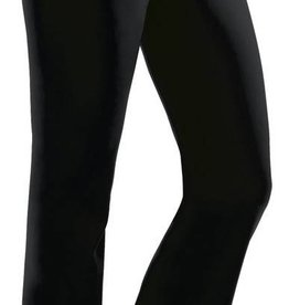 MotionWear 7152-Child Low Rise Jazz Pants-BLACK