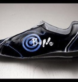 Ballo BALLO FLY-Ballroom Sneakers Unisex Suede Sole-BLACK/BLUE