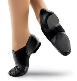 Capezio EJ2A-E-Series Jazz Slip On-BLACK