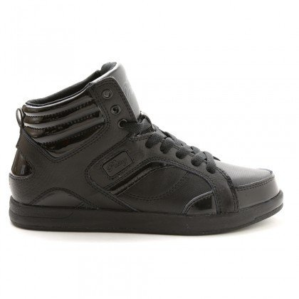 Pastry Dance PA15300-Sweet Court hip-hop sneakers-BLACK