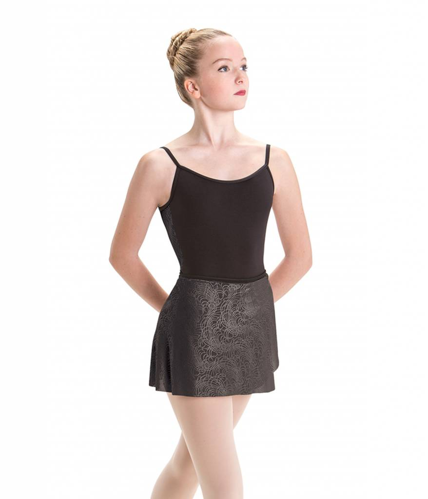 MotionWear 1021-854-Warp Skirt