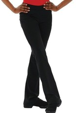 Capezio TB118X-Jazz Pants-BLACK