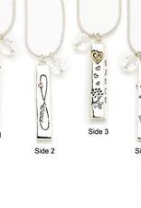 Dasha 2777-Dance Bar Necklace