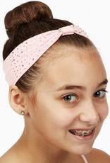 Dasha 2651-Bejeweled Headband-PINK