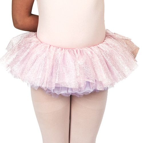 Dasha 4410PK-Super Soft Tricolor Tutu-ONE SIZE