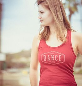 Covet Dance DNJH-TK-Racerback tank-DANCE-NOT JUST A HOBBY-MEDIUM