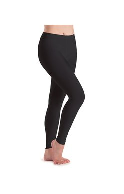 MotionWear 7130-610-Ankle Pants DriLine-BLACK