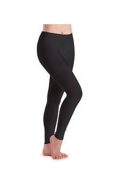 MotionWear 7130-Ankle Pants Supplex-BLACK