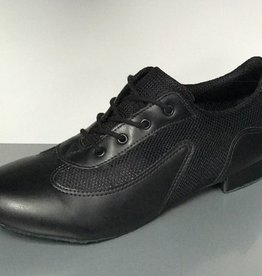 SoDanca BL230-Ronnie Ballroom Men Shoes-BLACK