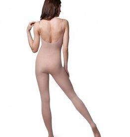 Capezio 1811W-Soft Body Tight with Clear Straps, LSN