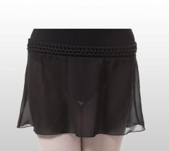 Bloch R3001-Skirt-BLACK-SMALL