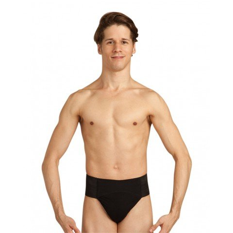 Capezio N26-Reinforced Front-Lined Thong Dance Belt