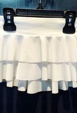 MotionWear 1019-Double Tier Double Tier Skirt