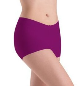 MotionWear 1631-Low Rise Shorts Silkskyn-ADULT