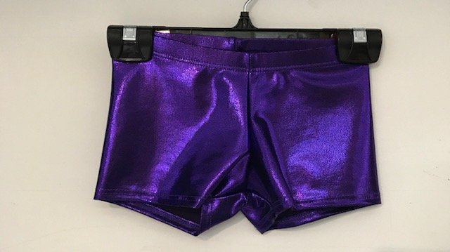 MotionWear 1631-Low Rise ShineOn Shorts Adult