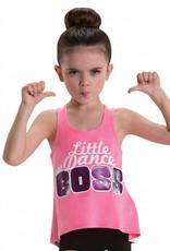 MotionWear 4749-017-Little Dance Boss Tank-SMALL CHILD