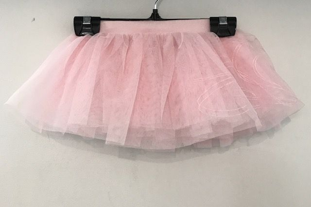 Bloch CR1790-Jupe Tutu-Rose Bonbon-6X7