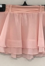 Bloch CR1841-Skirt-PINK-8-10